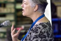 Dr Margaret Ward