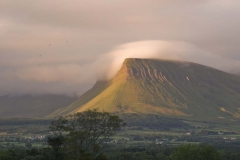 ben bulben evening light USE THIS ONE