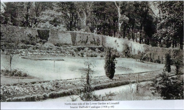 Alpine Garden in 1908