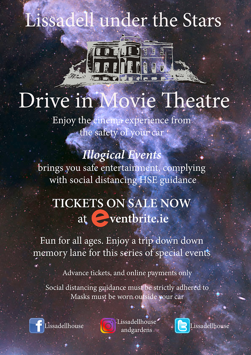 http://lissadellhouse.com/lissadell-under-the-stars-drive-in-movie-theatre-safe-entertainment/